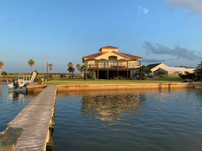 Photo for NEW LISTING! Beautiful home on the IntraCoastal - Great Fishing!