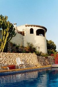 Photo for The perfect holidays Villa - great views - Beach near by.