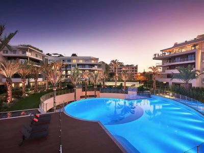 Photo for A luxury apartment in the exclusive and highly desirable area of Cap d'Antibes,French Riviera