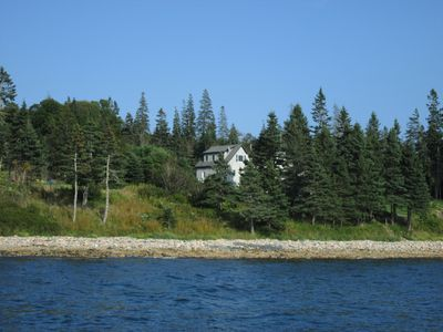 Mother-in-law apartment from my boat
