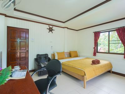 Photo for double king room uphill resort 22m2