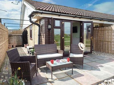 Photo for 45H MEDMERRY PARK HOLIDAY PARK, pet friendly in Earnley , Ref 920594
