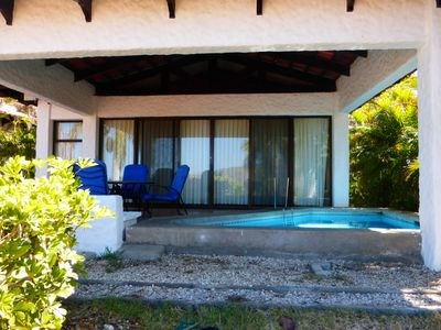 Photo for Private,2 Bedroom Villa in beautiful Gated Community on the beach , Pacific Ocea
