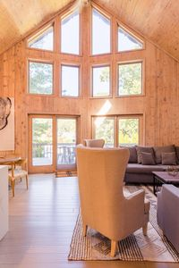 Photo for Designer A-Frame Cabin at the Lake! #BetterAtTheCabin