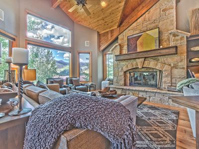 Photo for WALK TO SKI! Great Family Getaways! Remodeled + Pool Table and Private Hot tub