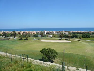Photo for apartment sea view and golf