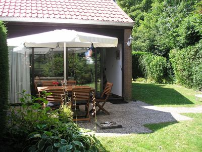 Photo for Very cosy, tranquil house at Lake Grevelingen