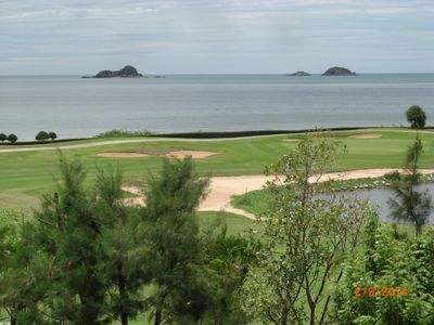 Photo for The best location for your family's vacation near the beach of Khao Takiab