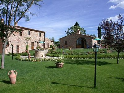 Photo for Apartment Fuoco  in Montepulciano, Siena and sourroundings - 6 persons, 2 bedrooms