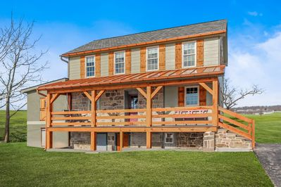 1880's Farmhouse  New Restoration from top to bottom