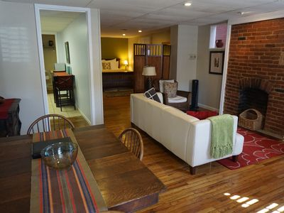 Photo for Discounted!  1640 Franklin Spacious, Comfort Quiet Neighborhd, Walk/Bike dwntwn