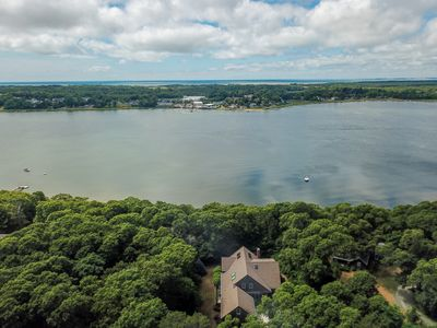 Photo for #514: Spacious, Waterfront home with Chef's Kitchen, Large Deck and Game Room!