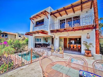 Photo for Gorgeous Ocean View Home! Gated Community, Walk to Private Beach