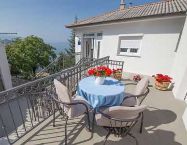 Photo for Holiday apartment Senj for 4 persons with 2 bedrooms - Holiday house