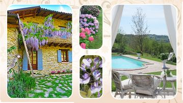 Fantastic ancient  country house, unique place! Wine & Relax, Pool ,area Gavi - Unit 3786069