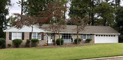 Photo for Beautiful updated 4-bedroom minutes from the Augusta National