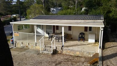 Photo for 2BR Mobile Home Vacation Rental in Fréjus, Provence-Alpes-Côte d'Azur