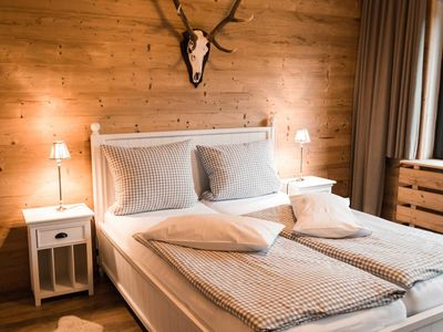 Photo for 3 bedroom apartment - resin Chalet
