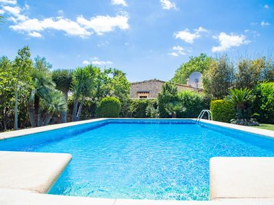 Photo for FONTXICA - Four Bedroom Villa, Sleeps 8
