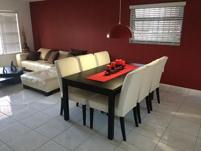 Photo for Miami Airport Cozy Home Remodeled (Blue Lagoon area)
