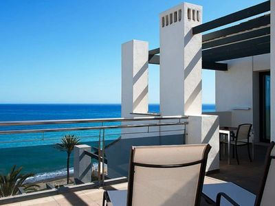 Photo for Apartment in 4**** resort in Estepona - 3 persons, 1 bedrooms