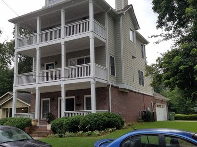 Cozy 5 Bdrm Getaway In Summerhill Next To Grant Park And Georgia State