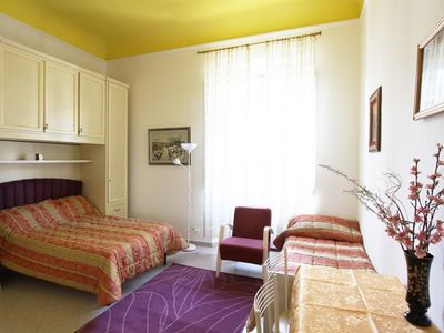 Photo for Apartment 800 m from the center of Florence with Internet, Air conditioning, Washing machine (357861)