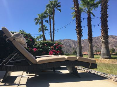 Photo for Golfers Delight! 3br/3ba contemporary house in Duna La Quinta