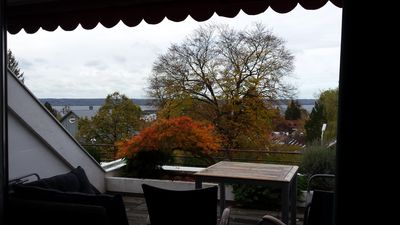 Photo for Apartment in Herrsching Ammersee with terrace and views