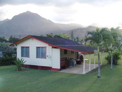 Photo for Malolo Cottage - a studio/1ba home near the beach in Hanalei