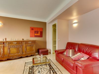 Photo for Beautiful apartment for 5 people with TV