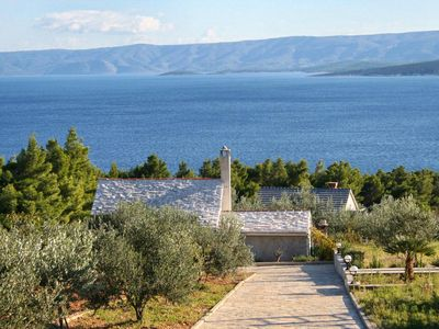 Photo for Holiday house with a parking space Bol, Brač (K-2894)