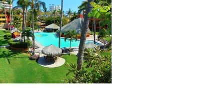 Photo for Marina Sol Best Condo Location! 1 block to Mendano Beach 3 bedrooms 2 Bath