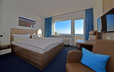 Photo for 8th. Double Room Lake Side / Balcony - Hotel Quisisana