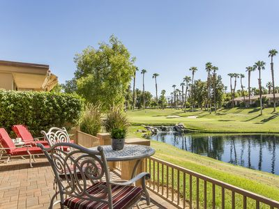 Photo for Relax in the Best and Biggest Space in Palm Valley Country Club.