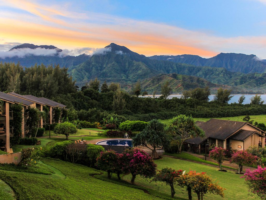 Hanalei Bay Resort Kauai Deluxe Luxury One Vrbo