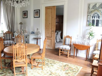 Photo for Large 5 bedroom charming house in the heart of Montreuil-sur-Mer