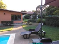 Lovely villa in beautiful rural surroundings in the hills close to Rome