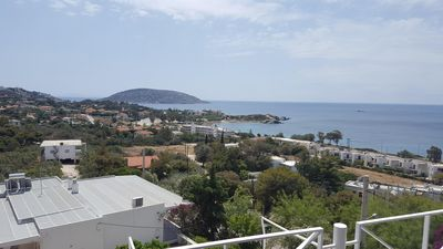 Photo for Best sea view in Saronida