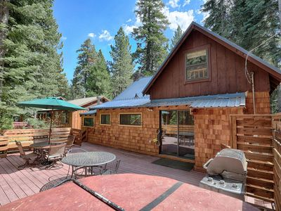 Photo for Cedar Crest at Tahoe Park, Walk to Private Beach, Dog Friendly, West Shore