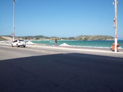 Photo for Apt 200 meters from Praia do Forte, Building 3 Rios