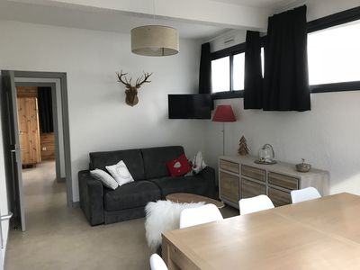 Photo for Apartment on 2 levels for 8 people, 3 bedrooms, 2 bathrooms