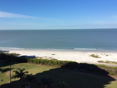 Photo for SPECTACULAR 9TH FLOOR BEACHFRONT GULF VIEW