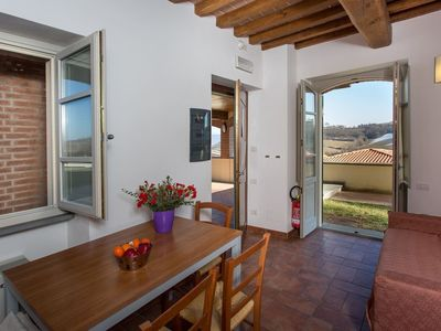 Photo for Apartment in Gubbio with Internet, Air conditioning, Lift (921420)