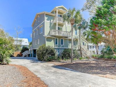 Photo for Fantastic Family Beach House with Private Pool, Golf Cart, & Elevator! $250 Vayk Gear Credit!