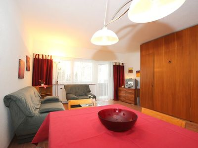 Photo for Apartment in the center of Seefeld with Lift, Parking, Internet, Balcony (31507)