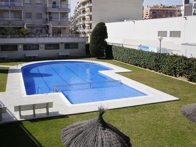Photo for AT077 PAU CASALS: Apartment for 4 people only 200 meters from the beach