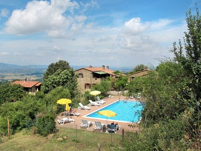 Photo for Apartment Podere Paradiso Selvaggio  in Paciano (PG), Umbria - 6 persons, 2 bedrooms