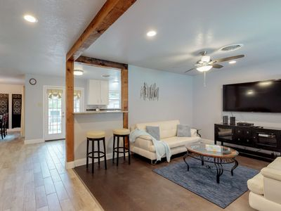 Photo for NEW LISTING! Dog-friendly, newly renovated home in the heart of San Antonio