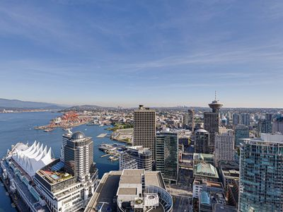Photo for Most Luxury unit in Vancouver with Million $ Views In Coal Harbour !